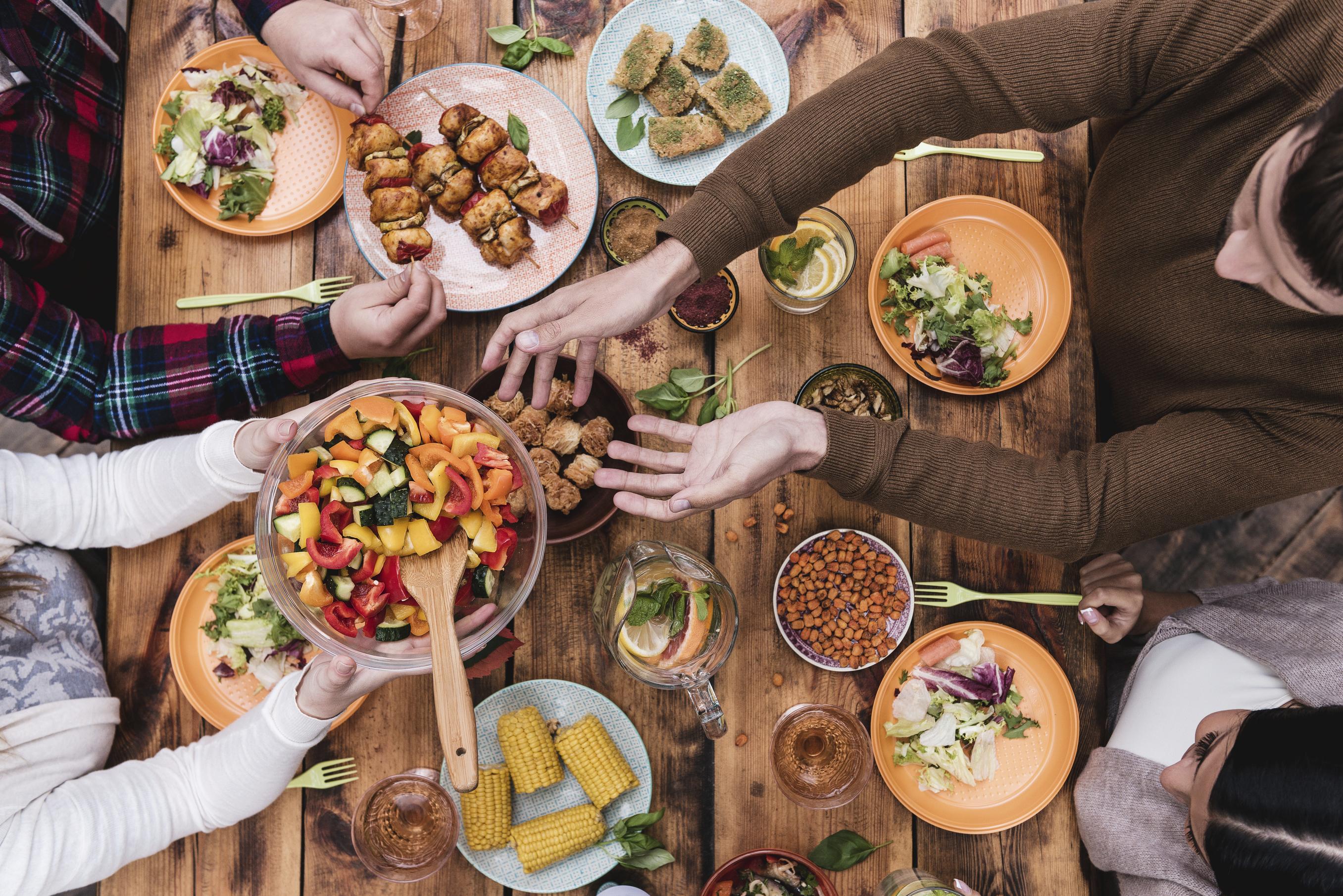 Kremlin diet - a table menu for ordinary working people 4