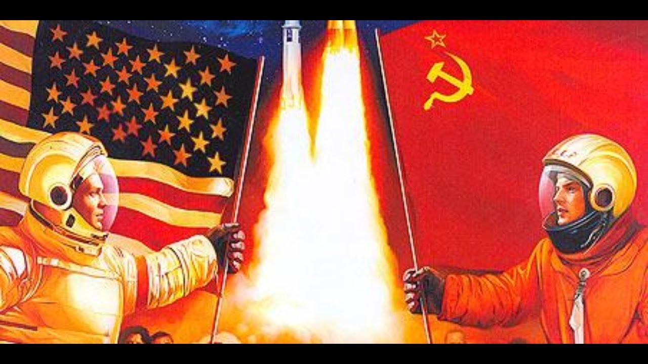 Он рассмеялся мне в лицо, когда я сказал что русские были первыми в космосе. Разговор с американцем